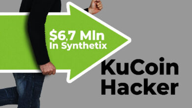 Photo of KuCoin Hacker Moves $6.7 Mln in Synthetix Network Token (SNX) and Keeps Using Uniswap